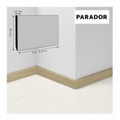 RODAPIÉ PARADOR MDF A JUEGO 70 x 16,5 mm