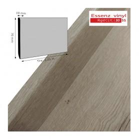 Rodapié PVC Compacto Essenz Vinyl Rigid Clic a juego con el suelo