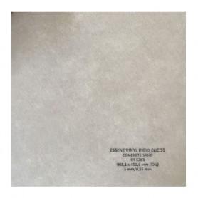 ESSENZ VINYL - RIGID CLIC 55 - LOSETA - CONCRETE SAND - RP5203