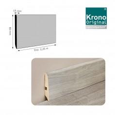 Rodapié Krono Original a juego 80 X 15 mm