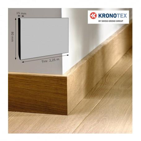 Rodapié Kronotex a juego 80 X 15 mm