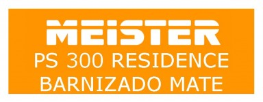 MEISTER - PS300 RESIDENCE MATE